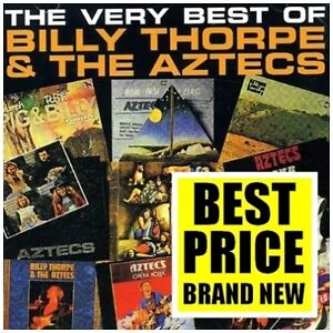 BILLY-THORPE-THE-AZTECS-The-Very-Best-Of-CD-BRAND-NEW-Australian-Rock