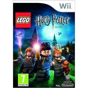 Lego Harry Potter: Years 1-4 Nintendo Wii PAL (100% Brand New)