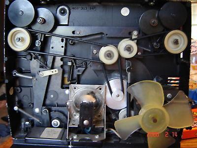 Super 8, Ansco Gaf Projector Belts, 7 Belt Set