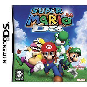 Super Mario 64 DS Nintendo NDS DS Lite DSi XL Brand New