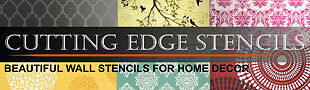 Cutting Edge Stencils-Wall Stencils