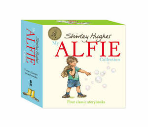My-Alfie-Collection-Shirley-Hughes-Hardcover-Book-NEW-9780370332093