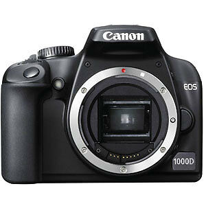 Canon-EOS-Digital-Rebel-XS-1000D-10-1-MP-Digital-SLR-Camera-Black-Body
