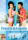 The Frankie and Annette Collection (DVD, 2007, 4-Disc Set)