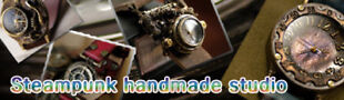 SteamPunk HandMade Watches Studio