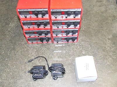 8 Snap-on Tqje1000 Electronic Torque Electrotork Meter