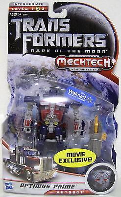 Optimus Prime Transformers 3 Dotm Movie Figure Walmart