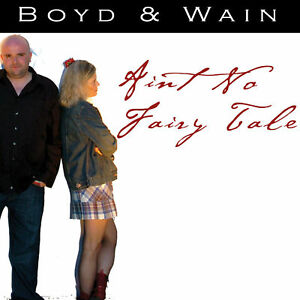 BOYD-WAIN-Aint-No-Fairy-Tale-Katy-Boyd-Benny-Wain-Alt-Country-Goldtop-CD