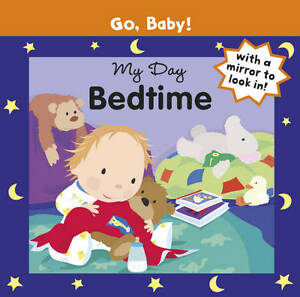 BEDTIME (GO BABY) BOARD BOOK, NEW