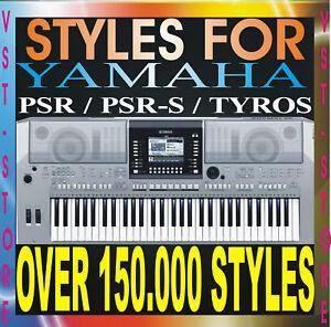 Yamaha Psr  Vst
