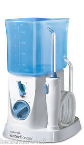 waterpik wp250 nano dental water flosser irrigator jet ebay. Black Bedroom Furniture Sets. Home Design Ideas