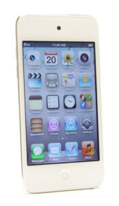 Apple iPod touch 4th Generation White (3...