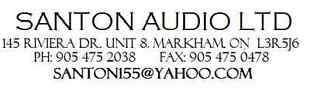 Santon Audio Limited