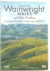 WAINWRIGHT WALKS SERIES ONE (1) WITH JULIA BRADBURY DVD