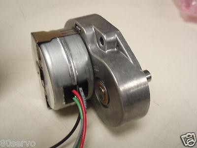 Gearhead Step Motor Saia-burgess 250cnm Max. Torque