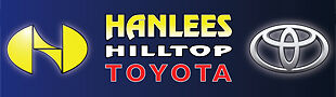 Hanlees Hilltop Toyota Parts