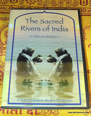 Dvd The Sacred Rivers Of India, Footage Of Ganges C Des