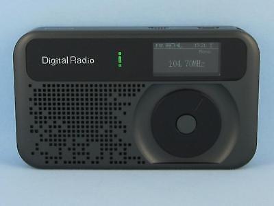 Fulljoin PPS006 DAB/DAB+FM RDS Digital Radio+MP3 Player