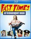 Fast Times at Ridgemont High (Blu-ray Disc, 2011)