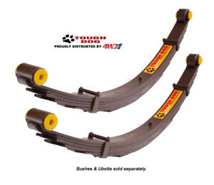 TOYOTA HILUX REAR LEAF SPRINGS (SUSPENSION)