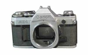 Canon AE-1 35mm SLR Film Camera Body Onl...