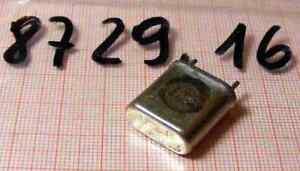 Quartz ( Crystal oscillator) 8729.16kHz ( 8,72916MHz ) [K1-68] - Wroclaw, Polska - Quartz ( Crystal oscillator) 8729.16kHz ( 8,72916MHz ) [K1-68] - Wroclaw, Polska