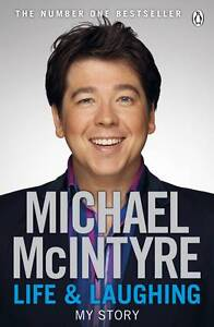 Life-and-Laughing-My-Story-McIntyre-Michael-0141045671-Good