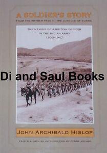 BRITISH-ARMY-INDIA-1933-47-Burma-Afghanistan-WW2-NEW-Second-World-War-History