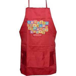 Scholastic-ABC-Alphabet-Quilt-Apron-Teachers-Art-Crafts