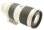 Canon  EF IS II 70 mm - 200 mm F/2.8 USM L  Lens For Canon