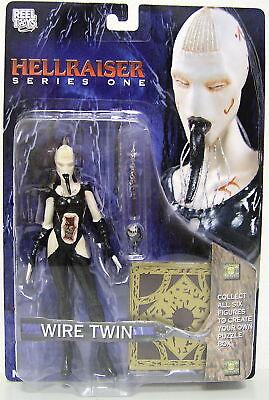Wire Twin Hellraiser 7 Inch Movie Figure Series 1 Neca 2003