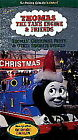 Thomas the Tank Engine - Thomas' Christmas Party & Other Favorite Stories (VHS, 1994) (VHS, 1994)