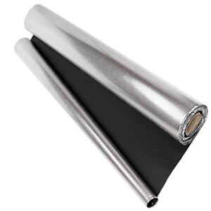 5 X 50 039 Reflective Fabric Roll Film Blackout Grow Room