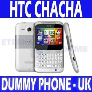 NEW-HTC-CHACHA-DUMMY-DISPLAY-PHONE-UK-SELLER