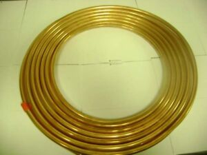 3/8 od x 50ft Copper Refrigeration Tubing -Best $ Ebay