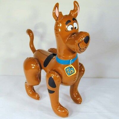 2 Scooby Doo 19 Inflateable Toy Dog Inflate Blowup Toys Classic Scoobydoo Toys