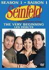 Seinfeld - Season 1 (DVD, 2008, Canadian)
