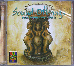 Sound-Offerings-From-South-Africa-Vol-2-2CD-1999-World-Roots-New-Age-Folk