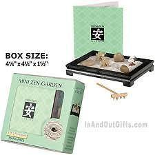 Desktop-Mini-Zen-Rock-Garden-Box-Gift-Relaxation-Asian-Arts-Meditation-Toysmith