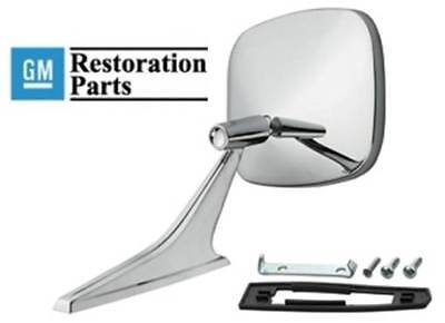 Chevelle Outside Mirror Gm Restoration Parts 69-72 Lh