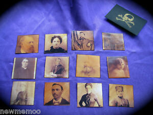 Halloweeen Magic trick -  Dead Ringer Seance lost soul photo trick Bizarre
