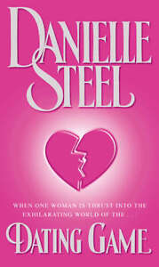 DATING-GAME-by-Danielle-Steel-PAPERBACK-BOOK-GOOD-CONDITION
