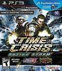 Time Crisis: Razing Storm 2010 Video Games