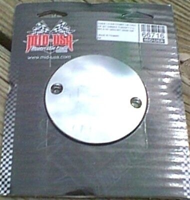 Chrome Timer Point Cover Harley B/t 70-99 Xl 1971-later