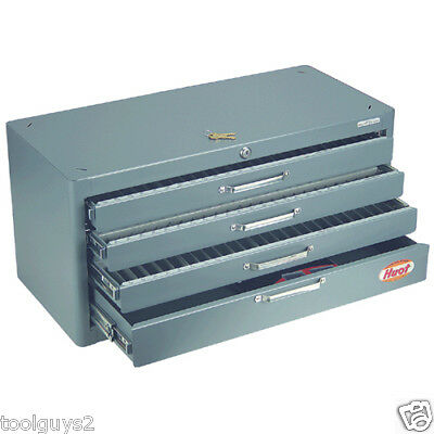 Huot Drill Dispenser Cabinet Organizer Taper Length/shank 13185 Made In Usa