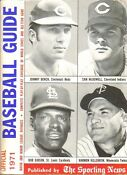 1971 Sporting News Baseball Guide