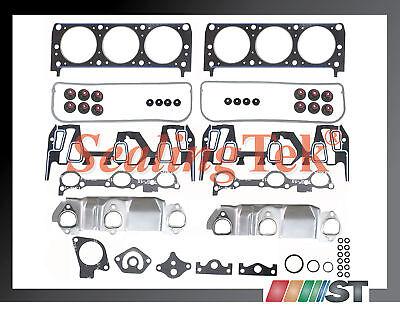 95-99 Gm 3100 3.1l 189 V6 M 2 Cylinder Head Gasket Set Kit Engine Motor Parts