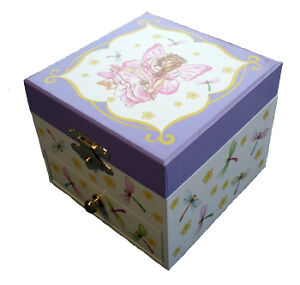 Fairy Music Box-Great Girl Gift