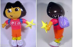 DORA-the-EXPLORER-Figure-Doll-INFLATABLE-Blow-Up-kids-Toys-Party-Favor-Decor-24
