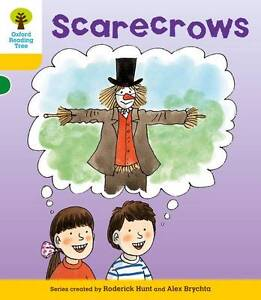 Oxford Reading Tree: Level 5: More Stories B: Scarecrows by Roderick Hunt...